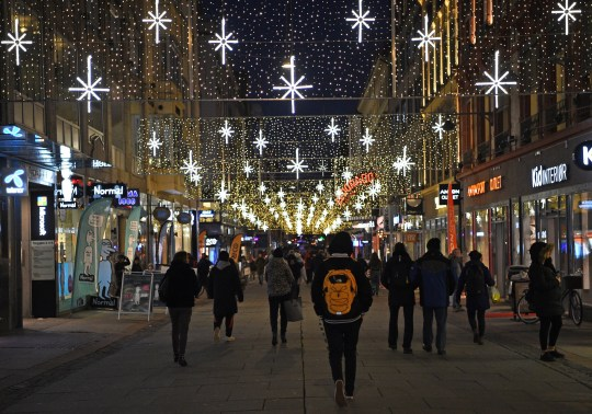 Christmas In Norway.All Shops Are Closed On Boxing Day In Norway And This Is How