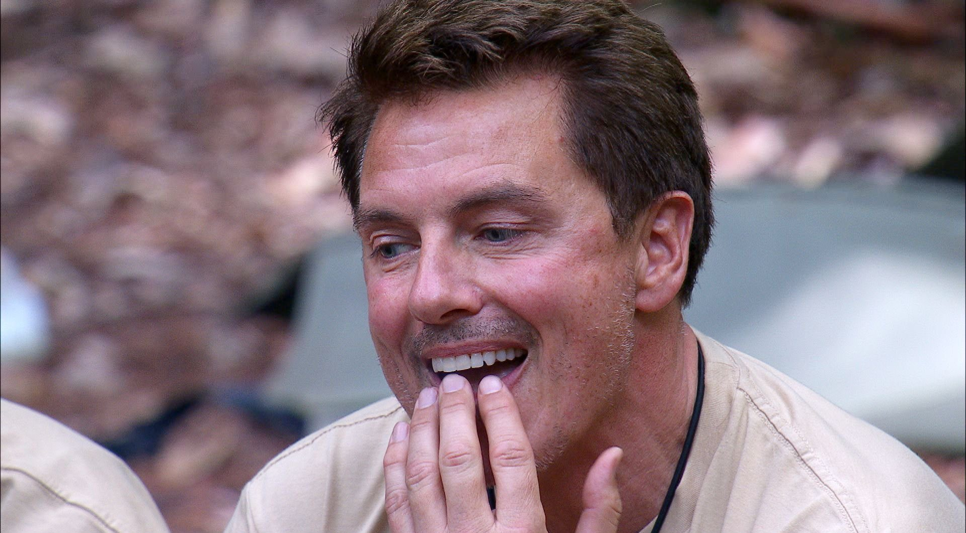 I'm A Celeb's John Barrowman opens up about isolation from outside world while in the jungle