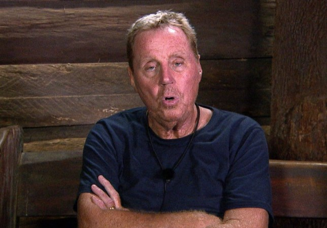 STRICT EMBARGO - NOT TO BE USED BEFORE 22:30 GMT, 22 NOV 2018 - EDITORIAL USE ONLY Mandatory Credit: Photo by ITV/REX (9989883fs) Calm Before The Storm - Harry Redknapp 'I'm a Celebrity... Get Me Out of Here!' TV Show, Series 18, Australia - 22 Nov 2018