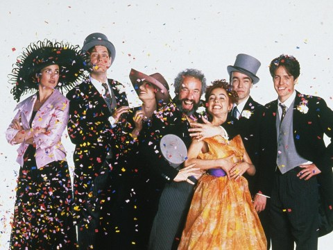 What time is the Four Weddings Comic Relief sequel on TV tonight?