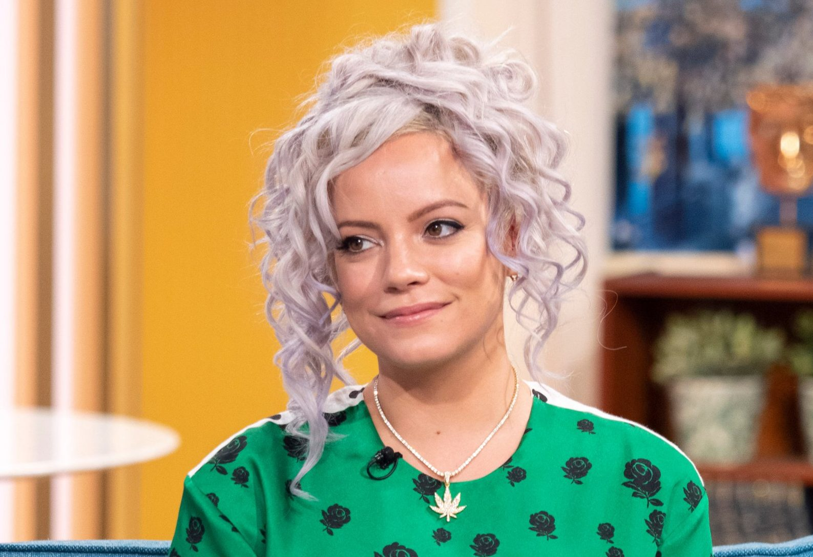 Editorial use only Mandatory Credit: Photo by Ken McKay/ITV/REX (9990724bq) Lily Allen 'This Morning' TV show, London, UK - 23 Nov 2018 Lily Allen: My Thoughts Exactly It's the tell-all autobiography which has sparked controversy across the world. From her struggles with addiction, to joining the celebrity mile high club, Lily Allen?s ?My Thoughts Exactly? has left little to the imagination. She?s flown in today fresh from her US tour, to talk music, self-loathing and growing up in the limelight.