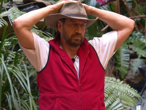 I'm A Celebrity's Anne Hegerty called into Bush Telegraph by bosses as Nick Knowles played with fire and knives in unaired scenes