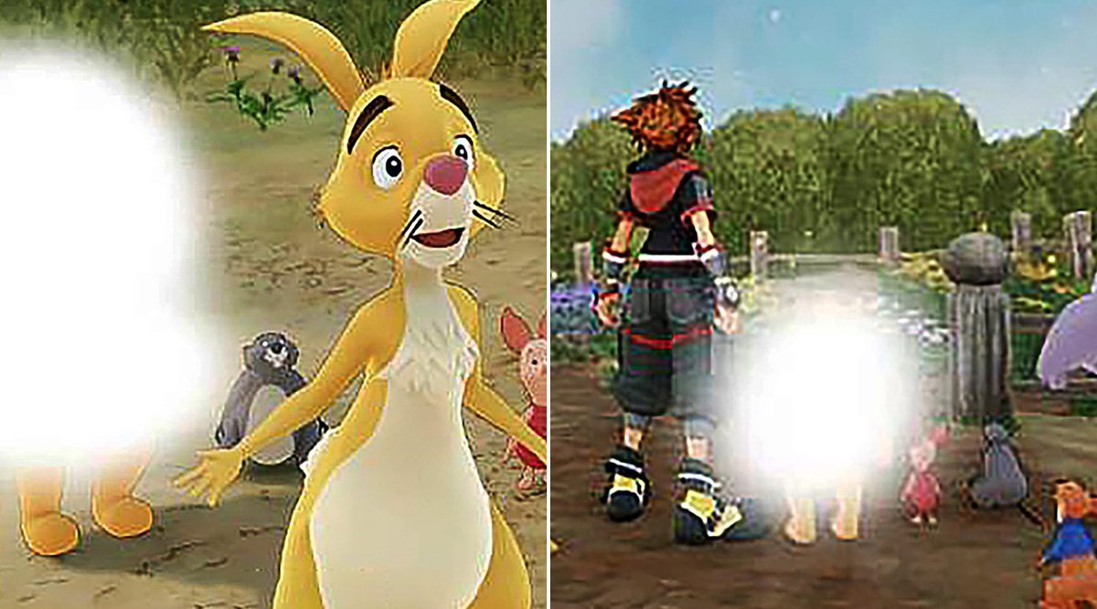 Winnie The Pooh continues to face ban in China as he's virtually erased from Kingdom Hearts III