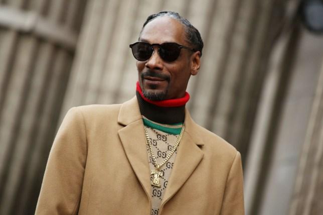 Mandatory Credit: Photo by Matt Baron/REX/Shutterstock (9985026di) Snoop Dogg Snoop Dogg Receives a Star on the Hollywood Walk of Fame, Los Angeles, USA - 19 Nov 2018