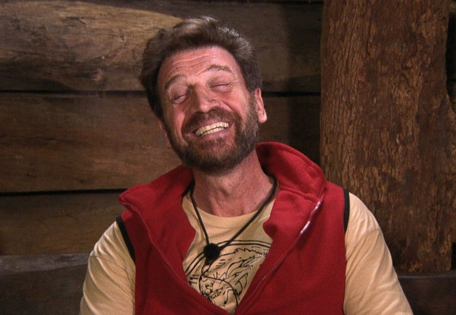 STRICT EMBARGO - NOT TO BE USED BEFORE 22:30 GMT, 24 NOV 2018 - EDITORIAL USE ONLY Mandatory Credit: Photo by ITV/REX/Shutterstock (9991348ex) Nick Knowles 'I'm a Celebrity... Get Me Out of Here!' TV Show, Series 18, Australia - 24 Nov 2018