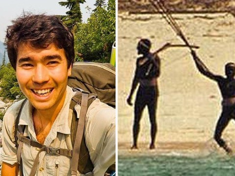 Tribe that killed US missionary stops cops from getting his body back