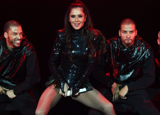 Mandatory Credit: Photo by David Fisher/REX (9992106dk) Cheryl Hits Radio Live, Manchester Arena, UK - 25 Nov 2018