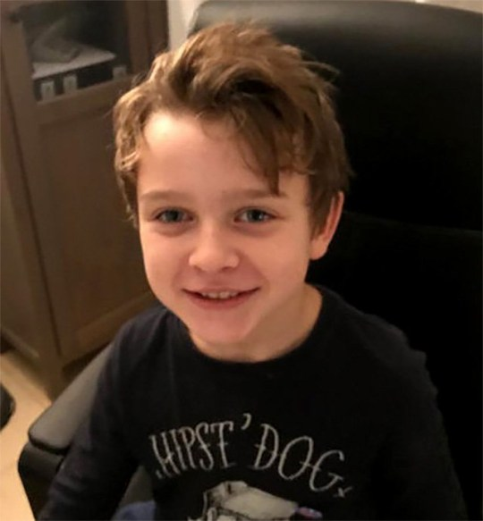 British boy, 9, stuck in children's centre in the Middle East for three weeks Jamie Picture: Change.org METROGRAB https://www.change.org/p/prime-minister-please-save-jamie-a-9-year-old-british-boy-stuck-in-a-middle-eastern-children-s-centre