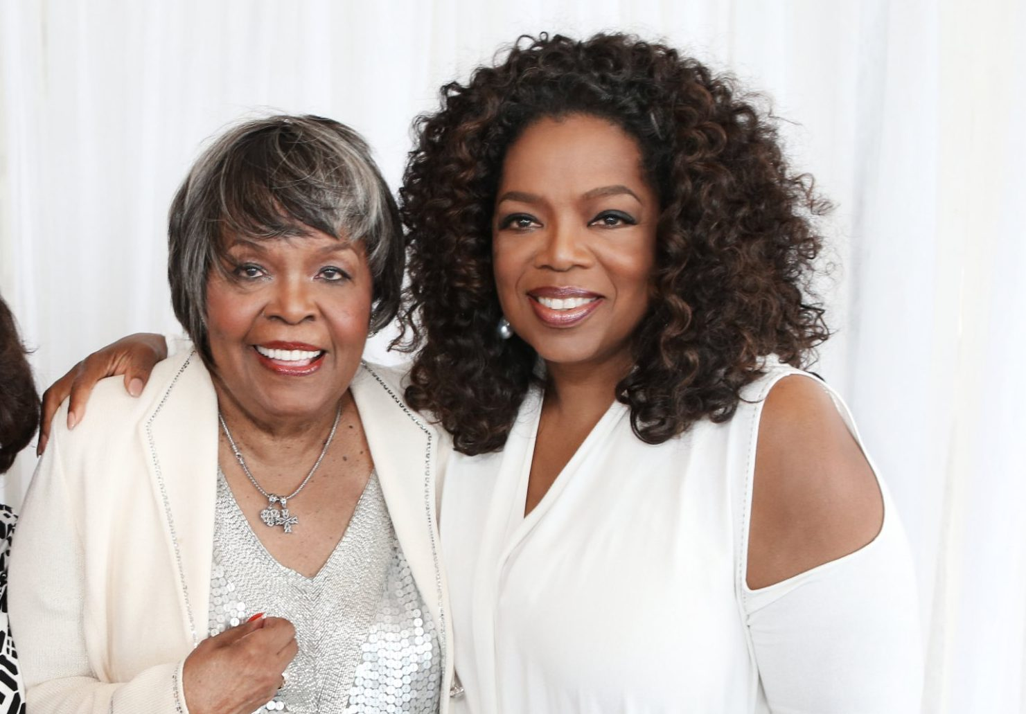 Oprah's mother Vernita Lee dies on Thanksgiving Day aged 83