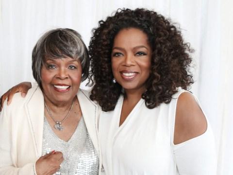 Oprah's mother Vernita Lee dies on Thanksgiving Day aged 83