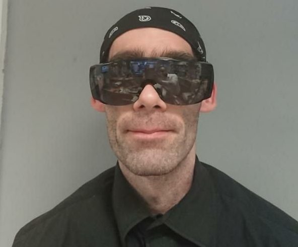 Leon Sterba was sentenced to eight months imprisonment for putting a pair of sunglasses onto a woman and masturbating in front of her. Sterba, of no fixed address, is banned from entering opticians without a prearranged appointment due to previous convictions relating to a fetish for glasses