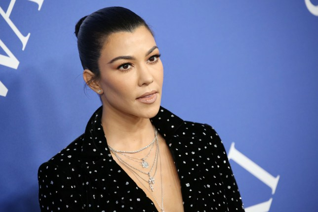 Mandatory Credit: Photo by Matt Baron/REX/Shutterstock (9703354bx) Kourtney Kardashian CFDA Fashion Awards, Arrivals, New York, USA - 04 Jun 2018