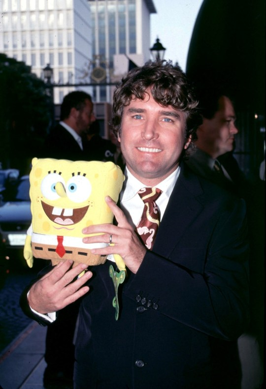 Stephen Hillenburg, creator of spongebob squarepants