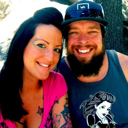 METRO GRAB - taken from Rita Dickey Facebook without permission Dennis and Rita Dickey ID confirmed by NY office Selfish couple's gender reveal sparked 47,000 acre wildfire that took 800 firefighters a week to put out Credit: Rita Dickey