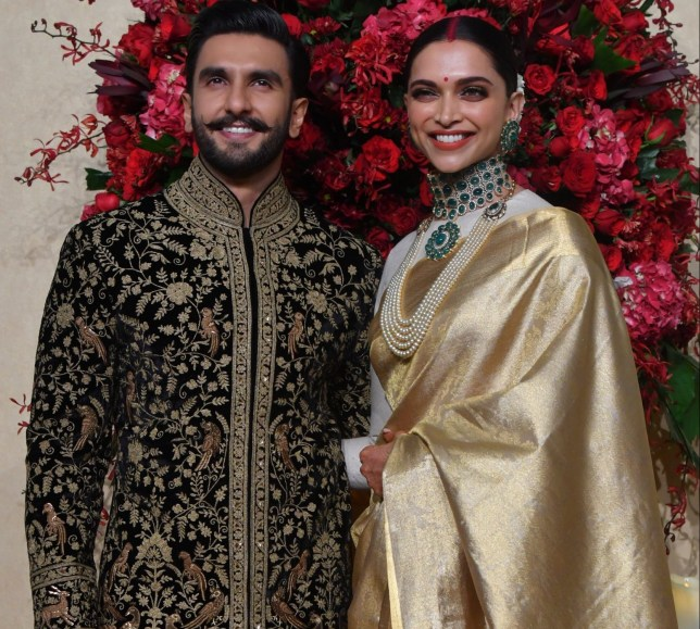 Deepika Padukones Wedding Dress Sparks Trend Over Secret -4357