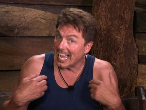 I'm A Celeb's John Barrowman back in the jungle after X-ray results show no broken bones