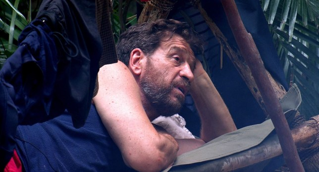 STRICT EMBARGO - NOT TO BE USED BEFORE 22:00 GMT, 28 NOV 2018 - EDITORIAL USE ONLY Mandatory Credit: Photo by ITV/REX (10001287fn) Nick Gets Knickered - Nick Knowles 'I'm a Celebrity... Get Me Out of Here!' TV Show, Series 18, Australia - 28 Nov 2018