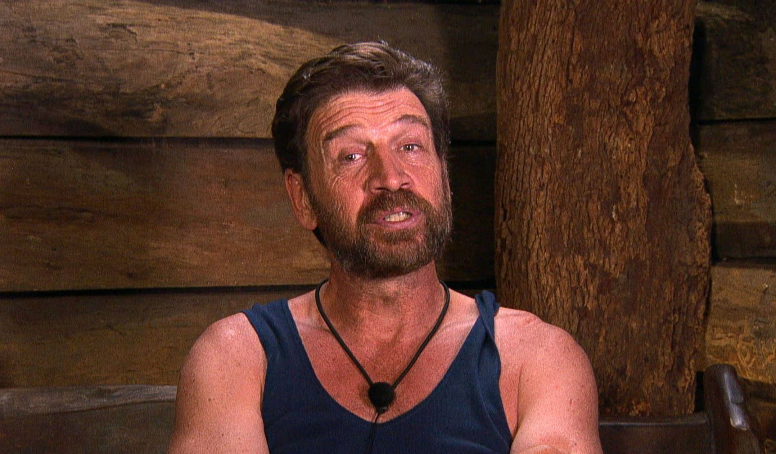 STRICT EMBARGO - NOT TO BE USED BEFORE 22:00 GMT, 28 NOV 2018 - EDITORIAL USE ONLY Mandatory Credit: Photo by ITV/REX (10001287d) Nick Knowles 'I'm a Celebrity... Get Me Out of Here!' TV Show, Series 18, Australia - 28 Nov 2018