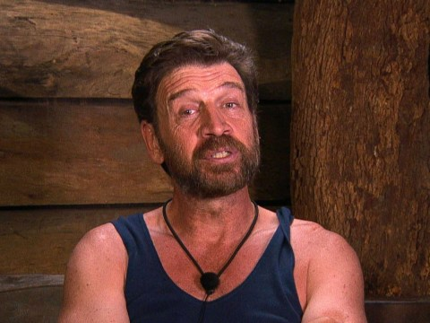 Nick Knowles makes I'm A Celebrity viewers swoon as he reveals surprise dressmaking talent