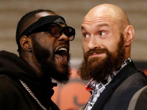 Tyson Fury reveals what happened when Deontay Wilder sparred with Wladimir Klitschko