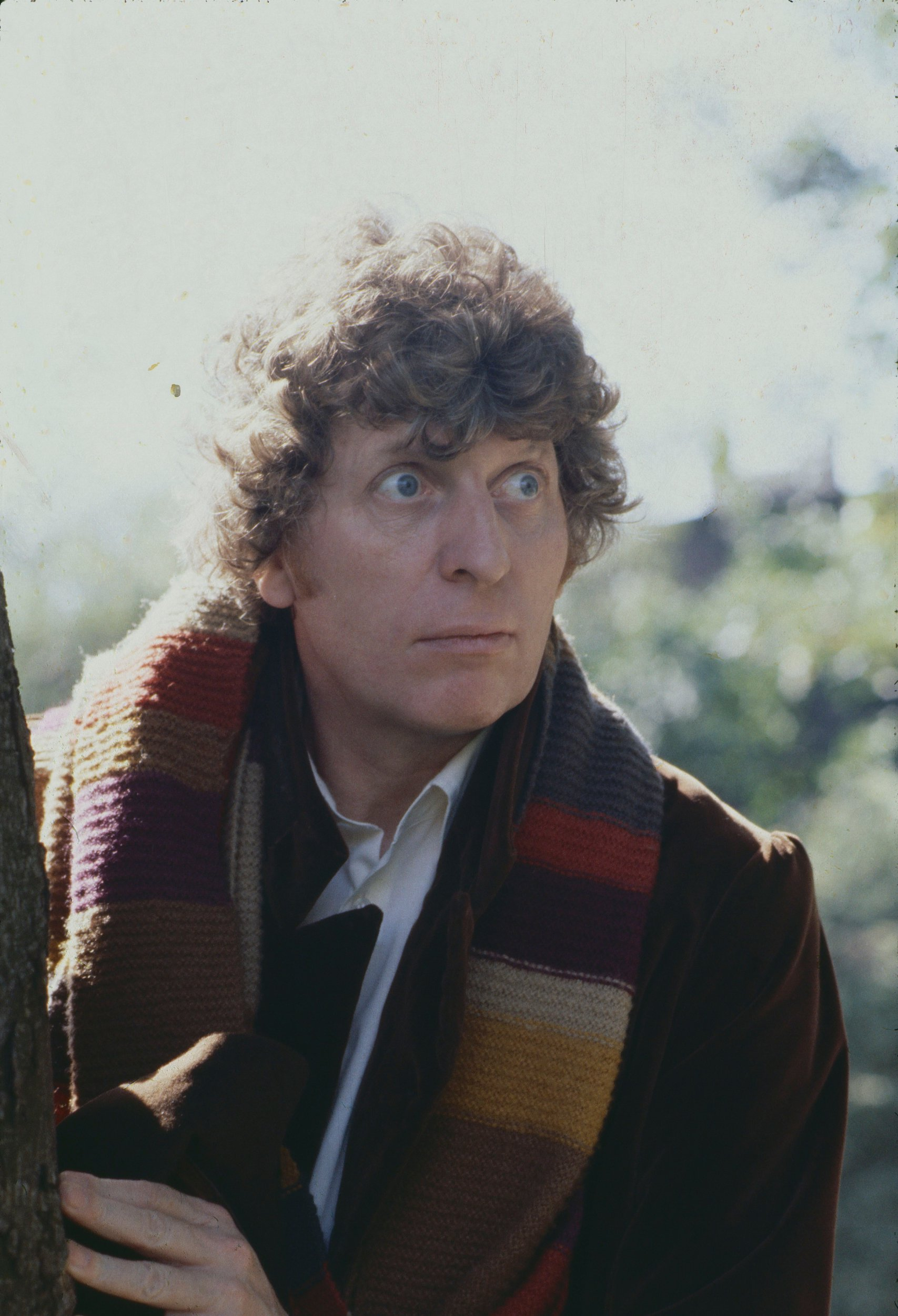 Doctor Who U2019s Tom Baker Slams Rowan Atkinson As  U0026 39 Not Very
