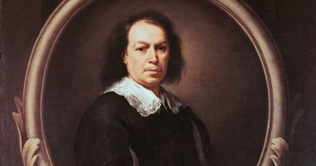 Self-portrait, 1672-1675, by Bartolome Esteban Murillo (1618-1682), oil on canvas, 122x107 cm.