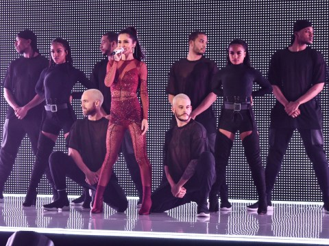 Cheryl's Graham Norton Show performance meets mixed reviews as viewers accuse her of 'miming'