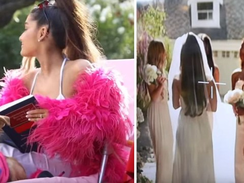 Ariana Grande drops three-minute trailer for Thank U, Next – and she's wearing a wedding dress