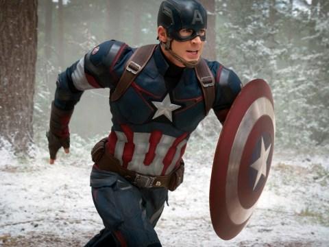 Chris Evans demands Captain America's suit as he talks 'emotional' last day shooting Avengers