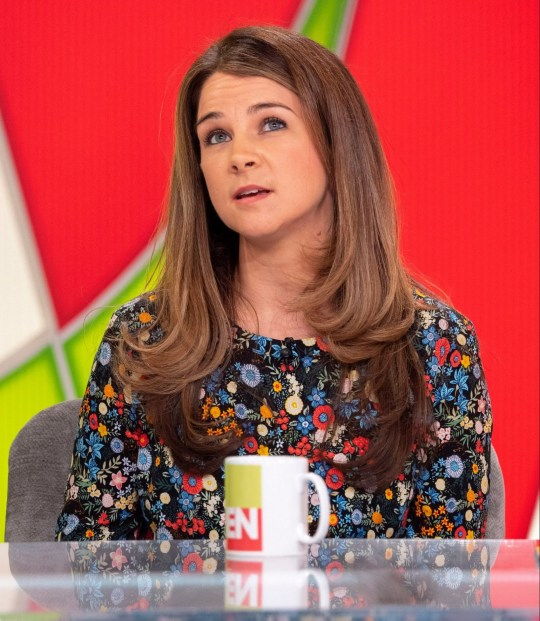 Editorial use only Mandatory Credit: Photo by Ken McKay/ITV/REX (10010100y) Izzy Judd 'Loose Women' TV show, London, UK - 30 Nov 2018 GUEST: IZZY JUDD ON HER BATTLE WITH ANXIETY We're continuing to talk about mental health as Izzy Judd, who's married to Harry from McFly, will be sharing how her pregnancy turmoil led her into a state of heightened anxiety. Statistics shows 1 in 5 women experience mental health problems during pregnancy, something Izzy experienced first hand. She'll be telling us how her husband Harry, who also suffers from mental health issues, helps her, and her coping mechanisms.