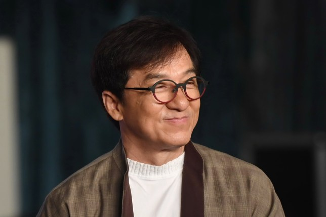 Jackie Chan blew fortune on prostitutes