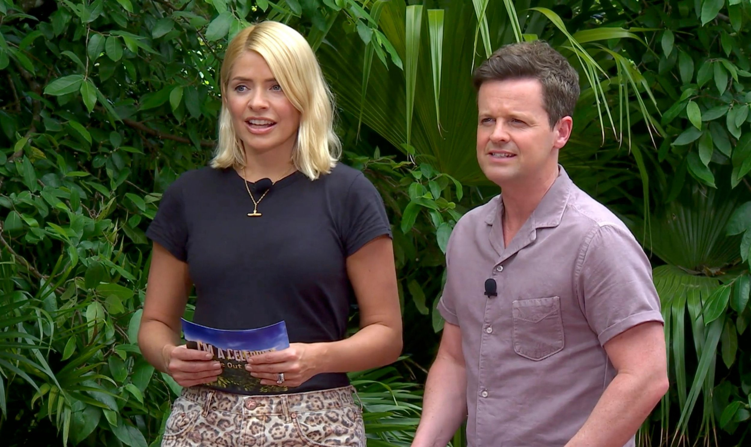 What time is I'm a Celebrity on tonight and when is the next eviction?