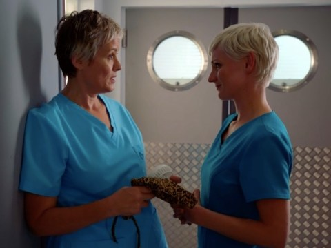 Holby City review with spoilers: Serena is tempted