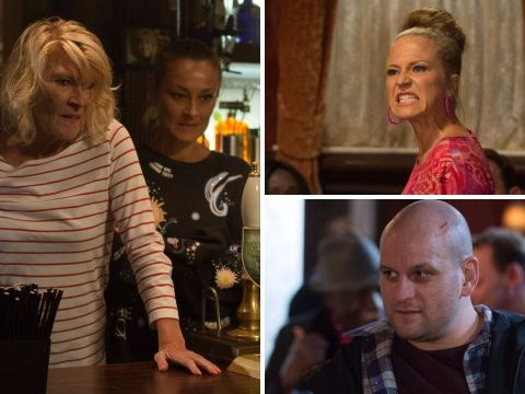 EastEnders spoilers: Shirley Carter takes revenge on Linda for her betrayal of Mick