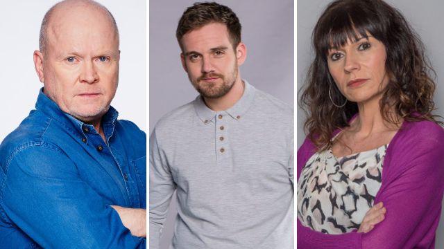 10 soap spoilers: Phil EastEnders return, Emmerdale Chas and Paddy devastation, Corrie violence, Hollyoaks newcomer