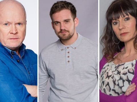 10 soap spoilers: Phil EastEnders return, Emmerdale Chas and Paddy devastation, Corrie violence, Hollyoaks newcomer