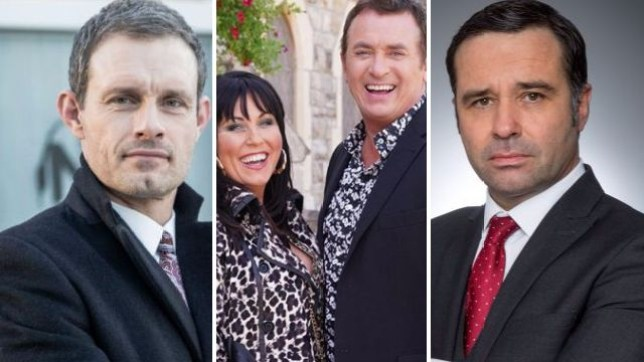 Soap spoilers for Nick Coronation Street, Kat and Alfie EastEnders and Graham Emmerdale