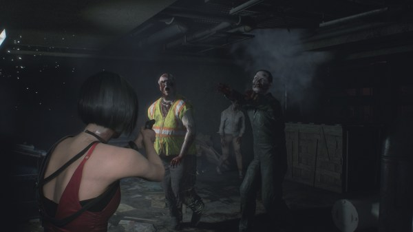 Resident Evil 2 - Ada has not come prepared
