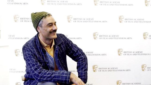 Taika Waititi at BAFTA
