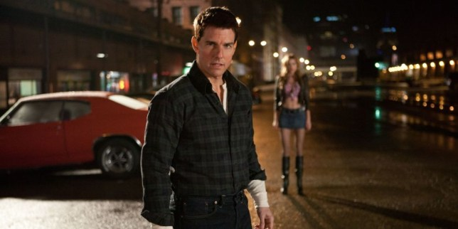 Jack Reacher TV series coming to Amazon without Tom Cruise