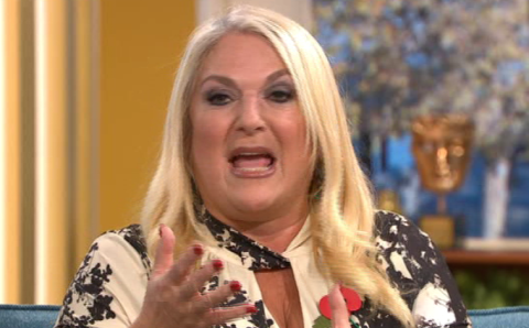 Vanessa Feltz reckons vibrators will 'spoil you for the real thing'