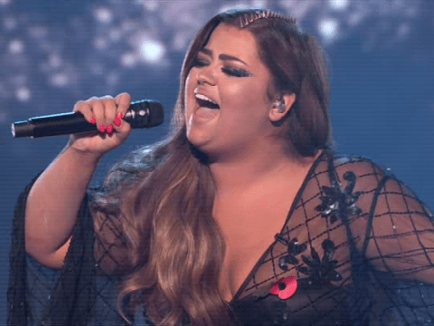 X Factor's Scarlett Lee comes back fighting after family house fire drama: 'I've got a show to do'