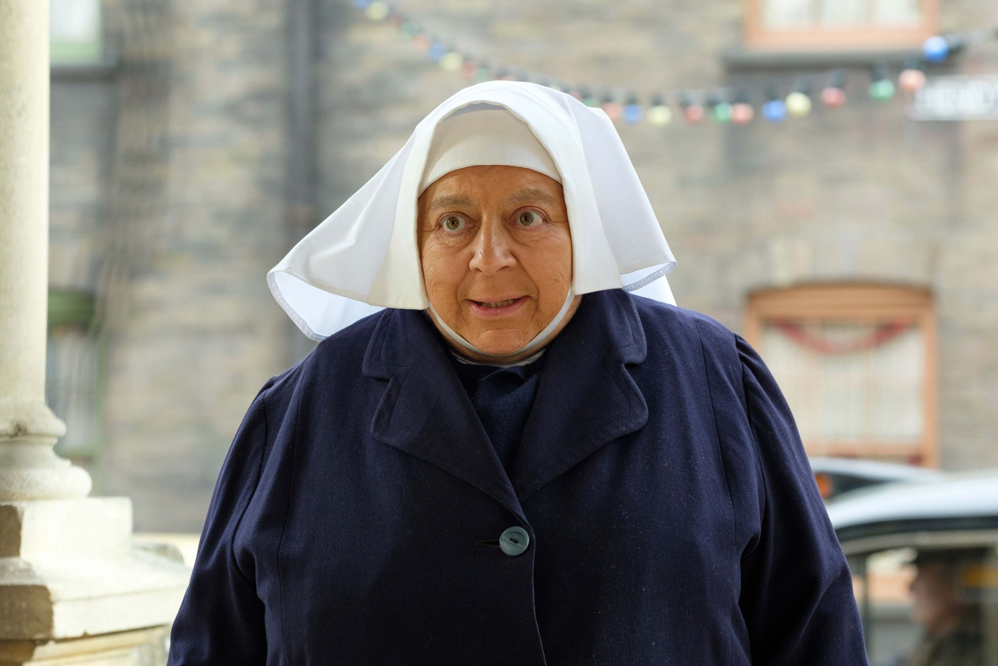 Who is Call The Midwife's newest character Sister Mildred played by Miriam Margolyes?