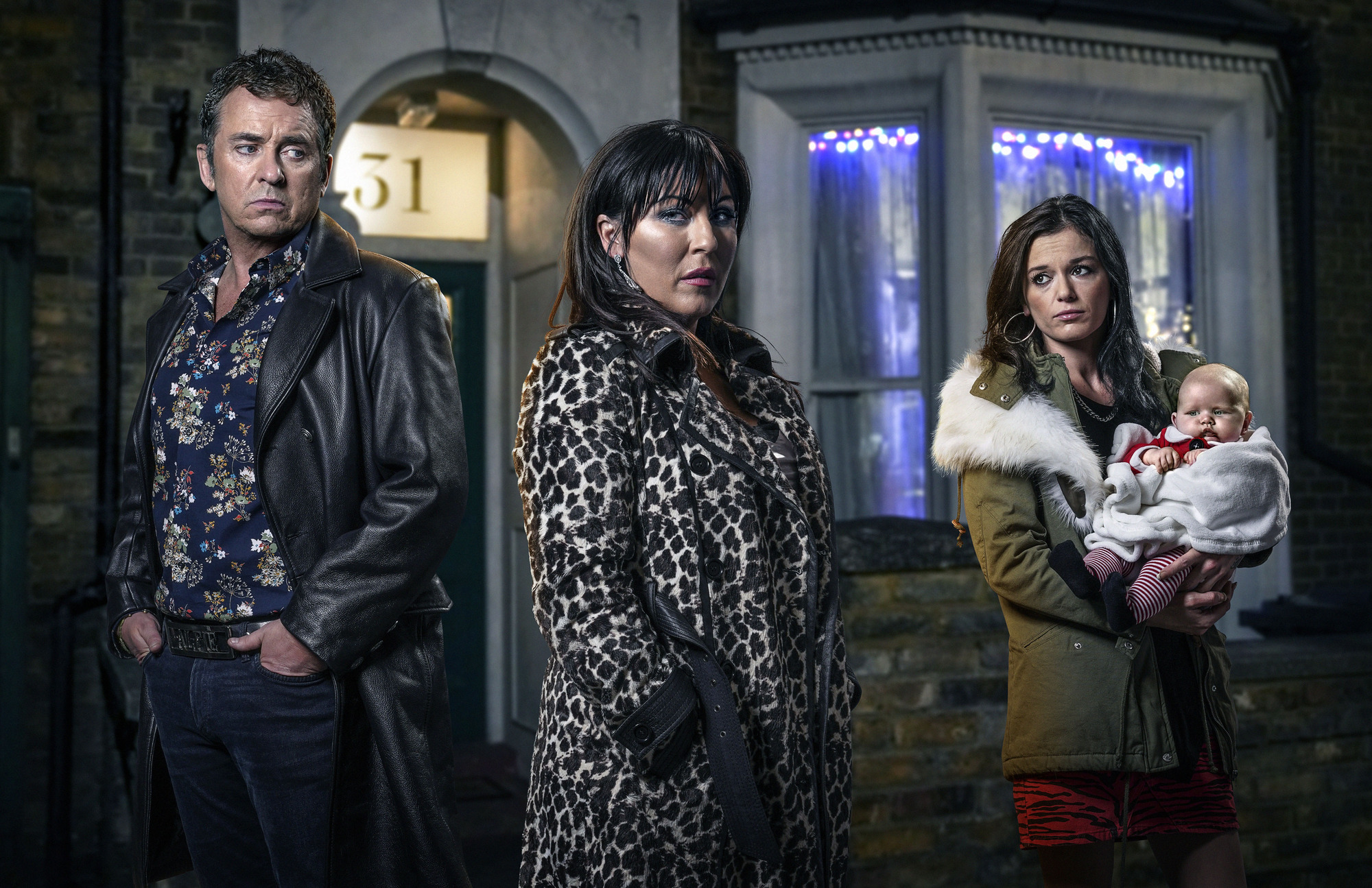 EastEnders spoilers: First look at shocking Christmas Day episode