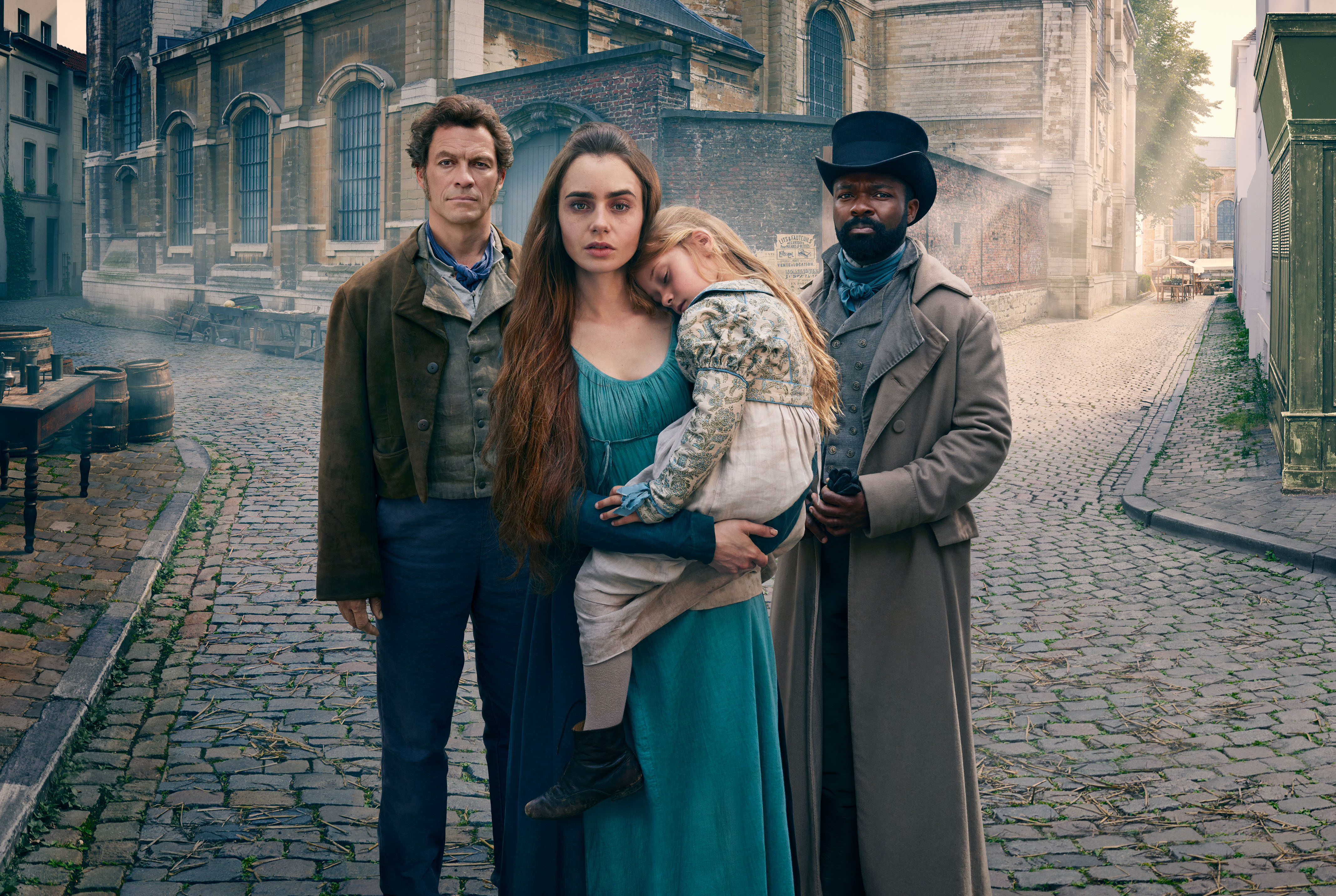 Les Misérables review: BBC adaptation without any musical hits is a welcome change