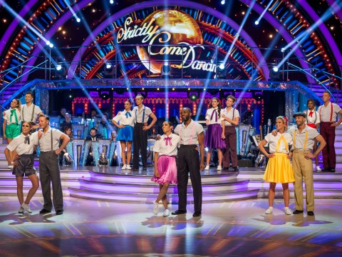 What time is Strictly Come Dancing tonight and what dances will be performed?