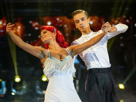 Strictly Come Dancing's Joe Sugg and Dianne Buswell praised for their 'connection' amid romance rumours