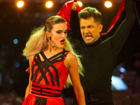 Strictly Come Dancing's Len Goodman says Ashley Roberts' dance background 'is an advantage'