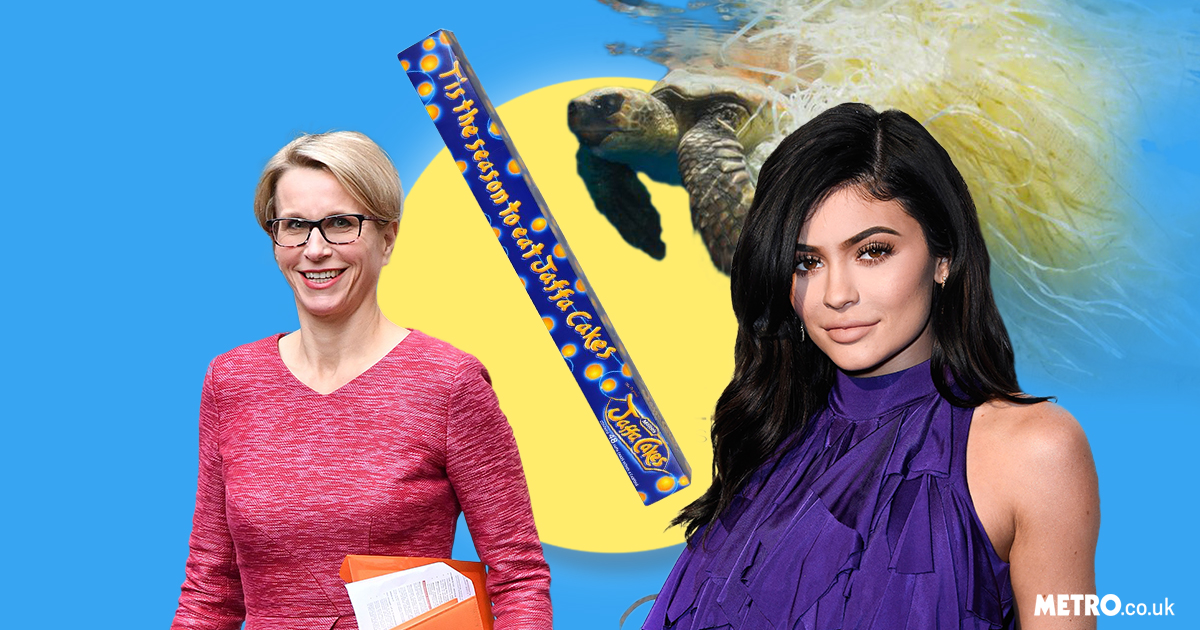 Jaffa Cakes are shrinking and there aren't enough female bosses: 2018 in review
