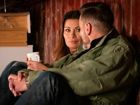 Coronation Street spoilers: Passionate reunion for Carla Connor and Peter Barlow tonight?